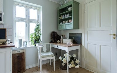 Smart ideas for small-space living
