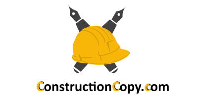 Construction Copy and Web Content
